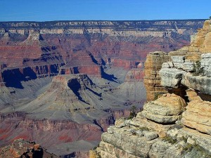 blog - grand-canyon cliff