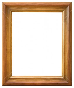 blog - picture frame