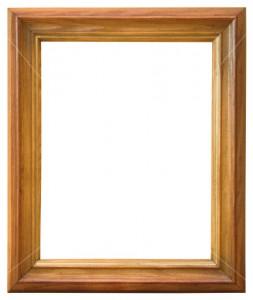 blog - picture frame