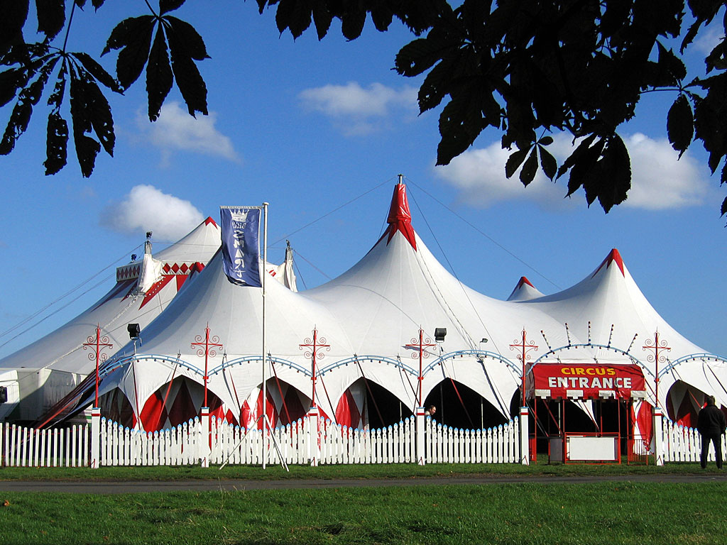 blog - Circus Tent & The Big Tent and other Circus Metaphors | Metaphors in American ...