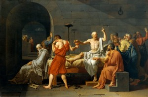 blog - David_-_The_Death_of_Socrates