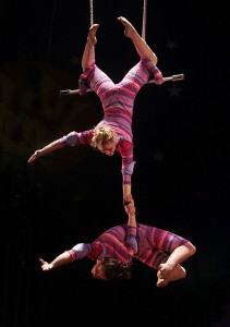 blog - circus trapeze
