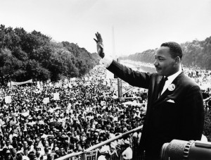 blog - stand up - MLK