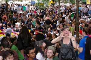 blog - stand up - Occupy Wall St