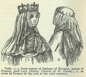 blog - clothing - veil
