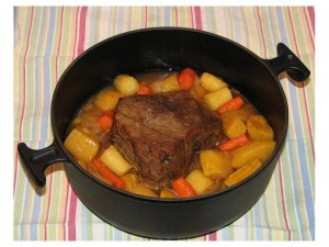 blog - food - meat and potatoes