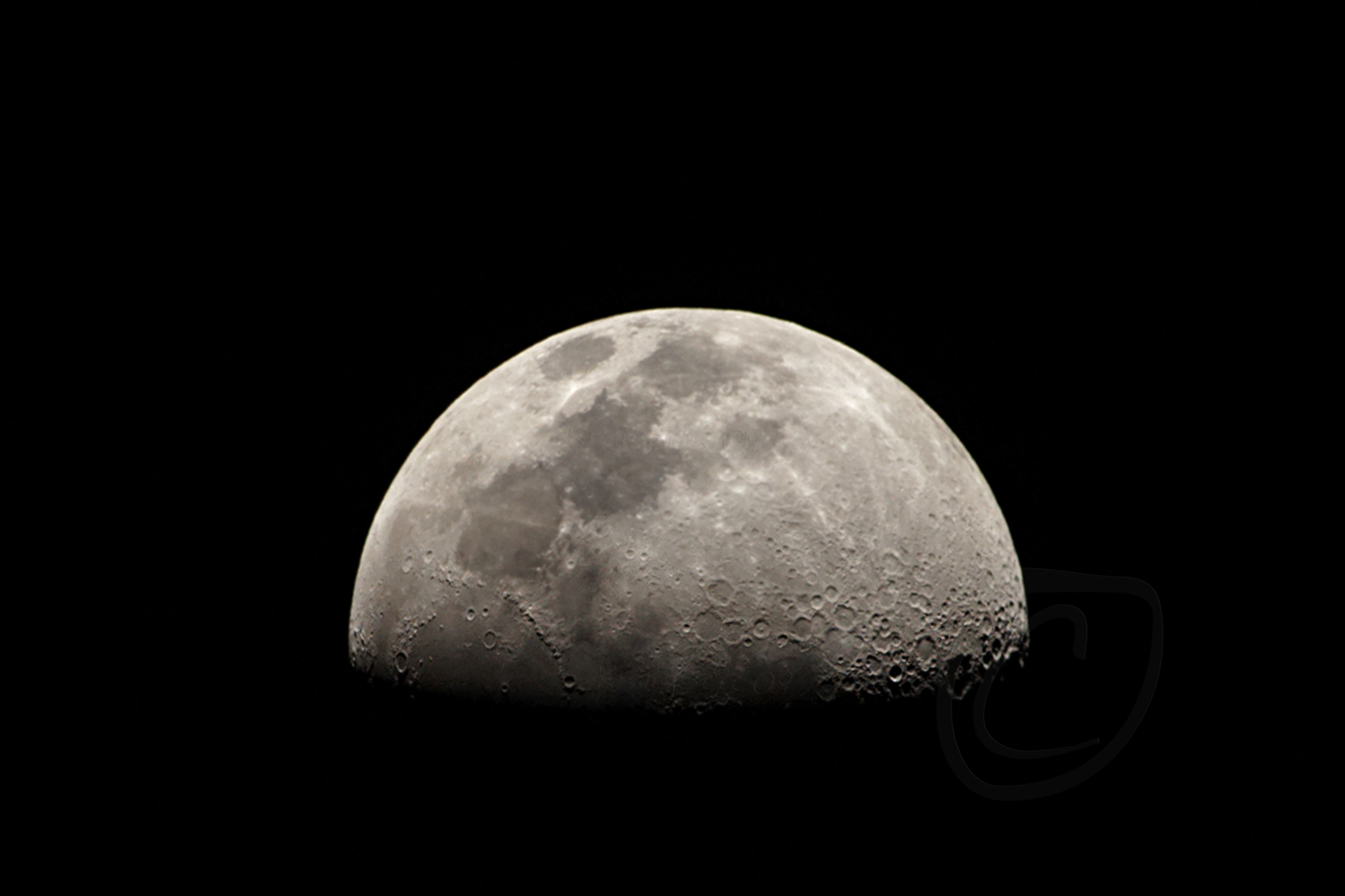 side of the moon - photo #27