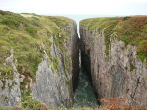 blog - nature - chasm