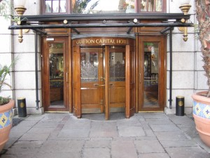blog - business - revolving door