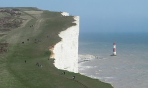Beachy Head, Sussex, England