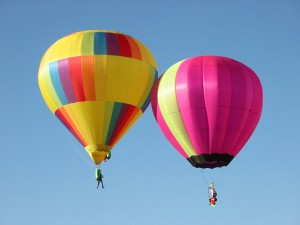 blog - height - hot air balloons