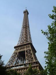 blog - height - up eiffel tower