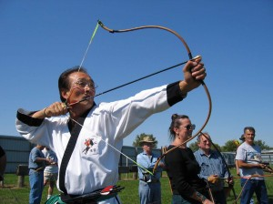 Korean Archery Master Heon Kim