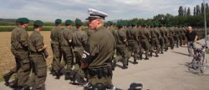 blog - time - soldiers marching
