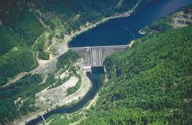 blog - nature - river dam