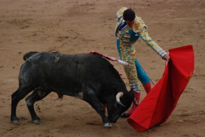 blog - slang - Madrid_Bullfight