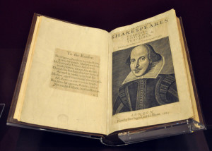 blog - SOTU 15 - Shakespeare First_Folio_VA