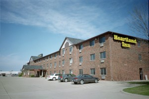 The Heartland Inn in Bettendorf, Iowa