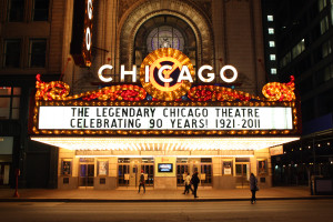 blog - theater - Chicago_Theater marquee