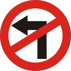 blog - cruz - Road_Sign_No_Left_Turn