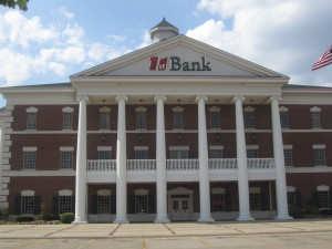 The First Bank of Hope, Arkansas
