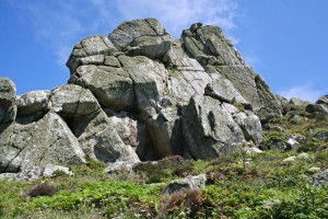 blog - nature - granite