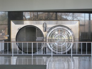 blog - MLK - bank vault