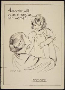 blog - SOTU16 - strong America women