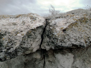 blog - nature - fractured rocks