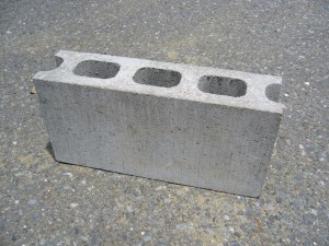 blog - building - concrete block